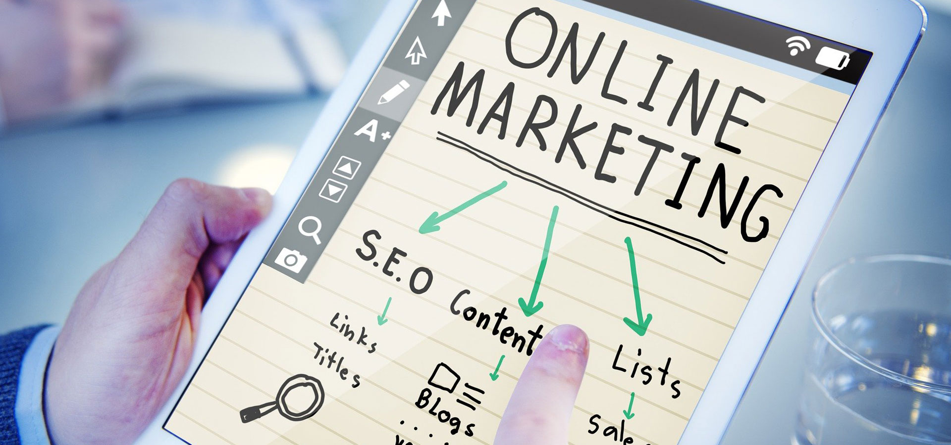 AIMD Group Online Marketing Solution Services