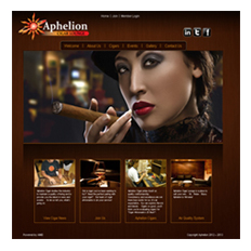 Aphelion Website Image